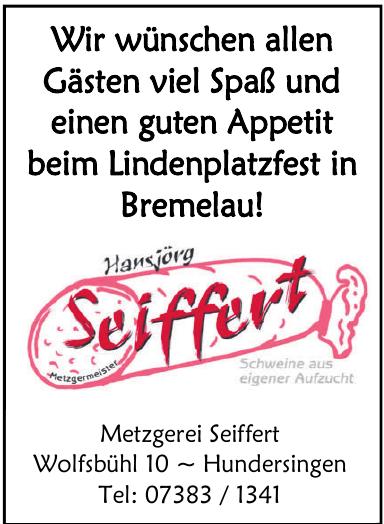 Metzgerei Seiffert
