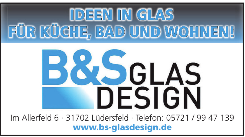 BS Glasdesign