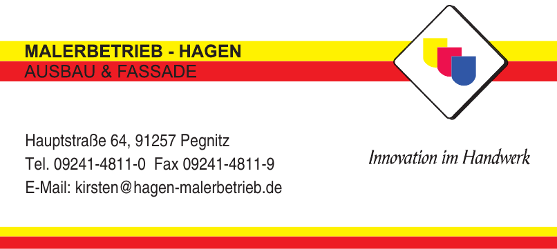 Malerbetrieb - Hagen