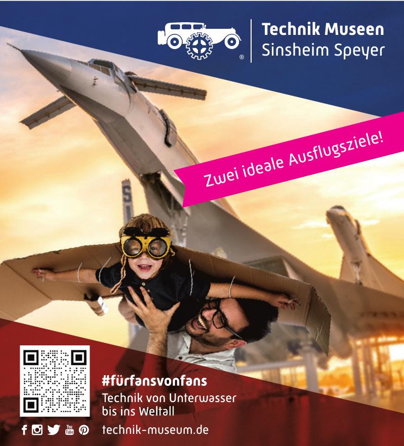 Technik Museum Sinsheim Speyer