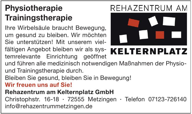 Rehazentrum am Kelternplatz GmbH