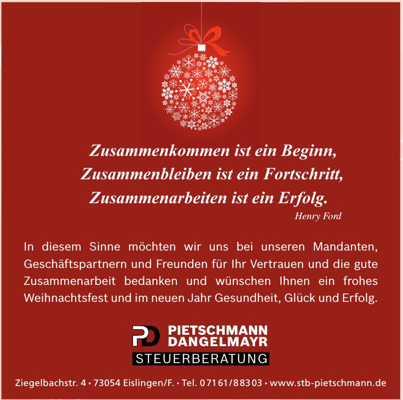 Pietschmann - Dangelmayr Steuerberatung