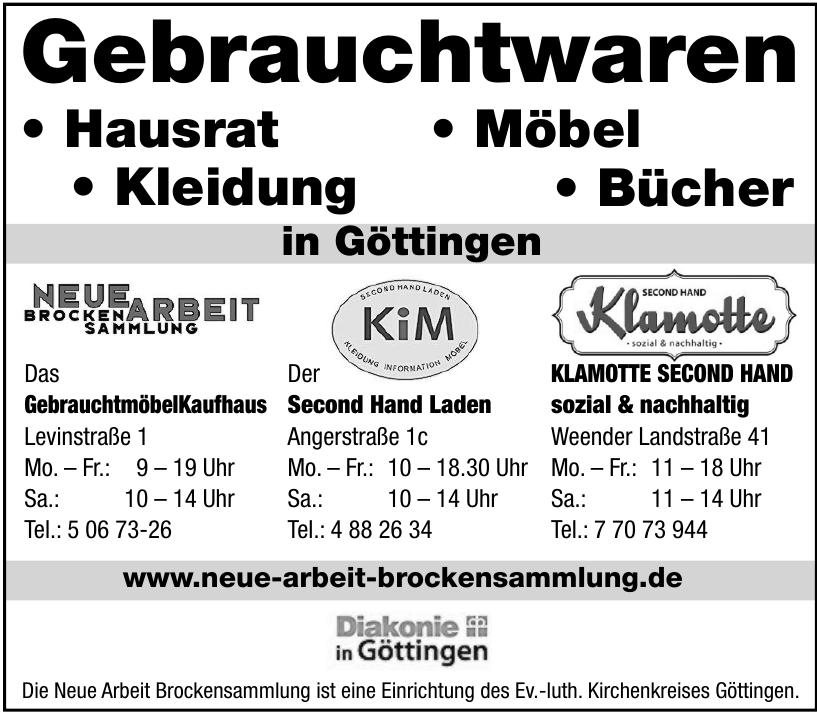 Neue Arbeit - Brocken Sammlung