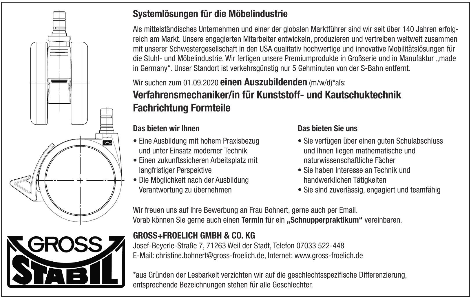 Gross + Froelich GmbH & Co. KG