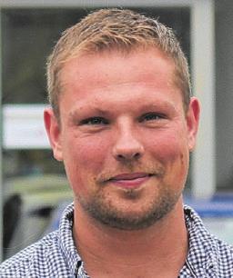 Tom Janke - Inhaber des Fahrzeug-Center Janke