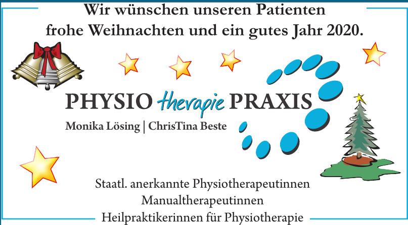 Monika Lösing u. ChrisTina Beste Physiotherapiepraxis