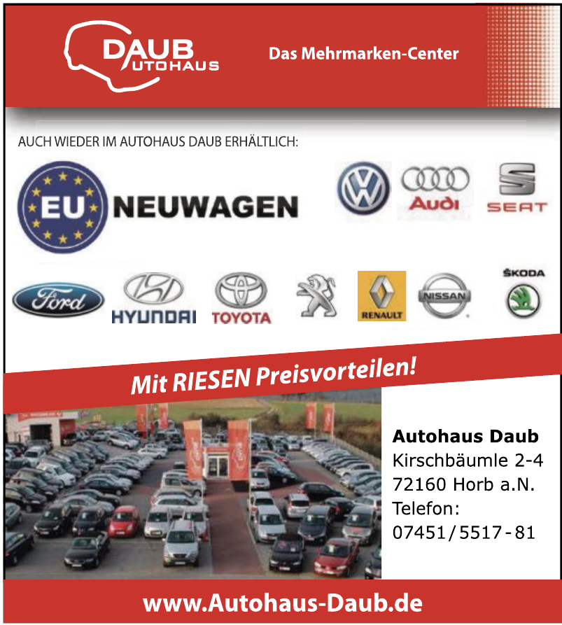 Autohaus Daub GmbH