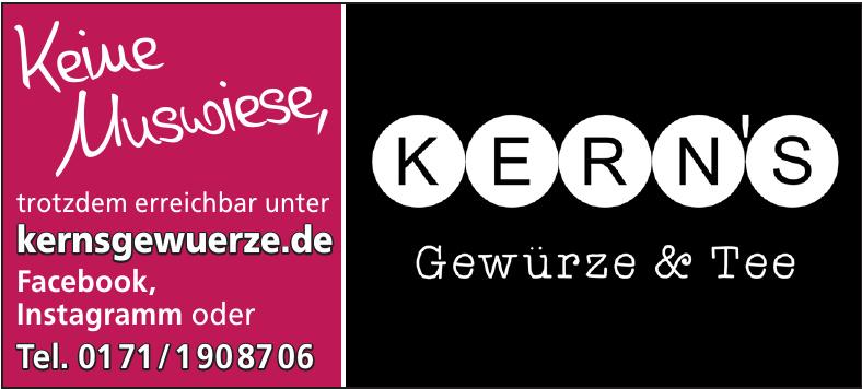 Kern's Gewürze & Tee