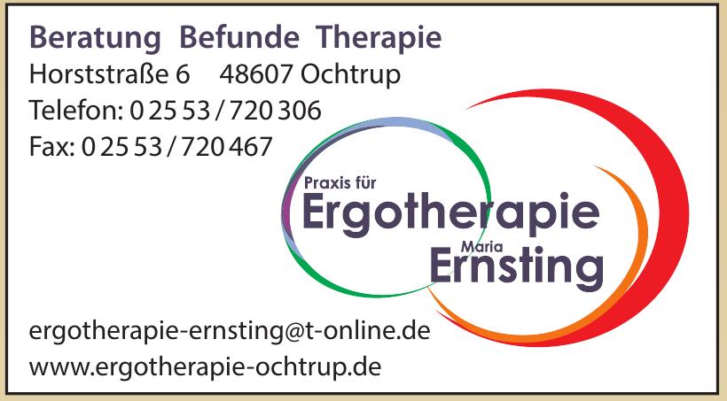 Ergotherapie Maria Ernsting
