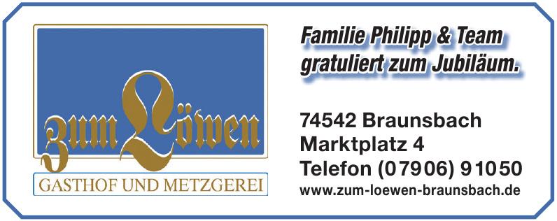 Zum Löwen Gasthof und Metzgerei