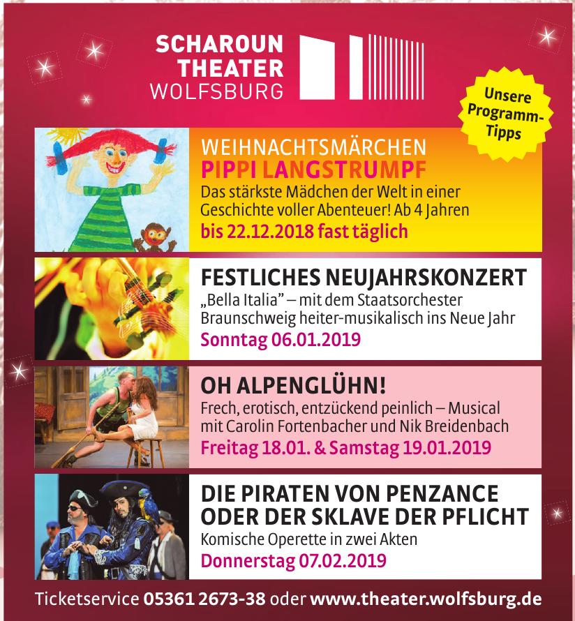 Scharoun Theater Wolfsburg