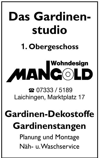 Wohndesign Mangold