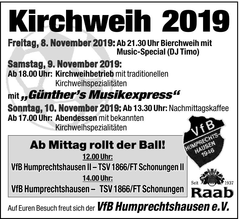 VfB Humprechtshausen e.V.
