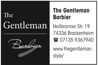 The Gentleman Barbier