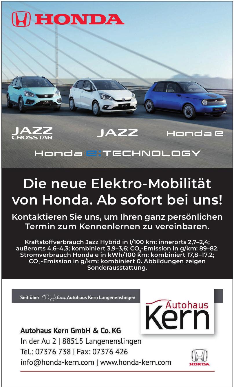 Autohaus Kern Gmbh & Co. KG