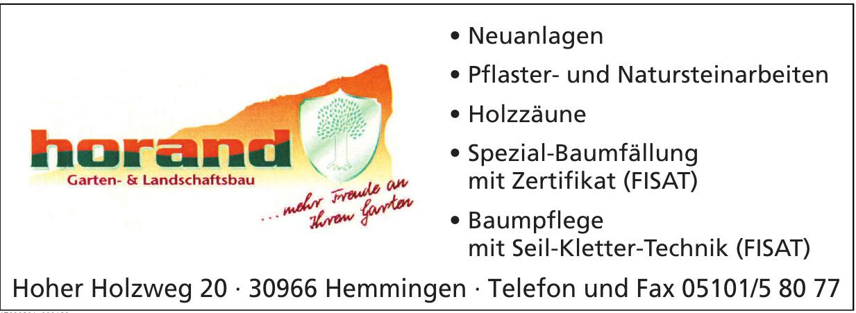 horand Garten- & Landschaftsbau