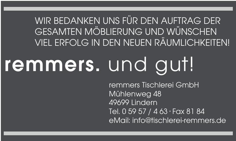 remmers Tischlerei GmbH