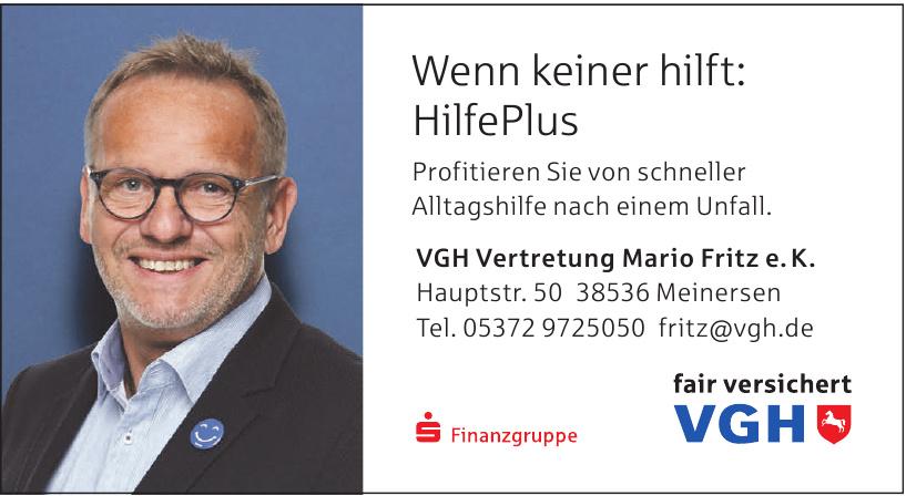 VGH Vertretung Mario Fritz e. K