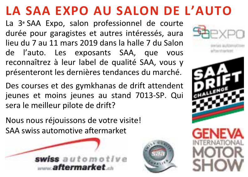 SAA Swiss Automotive Aftermarket