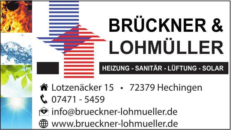 Brückner & Lohnmüller