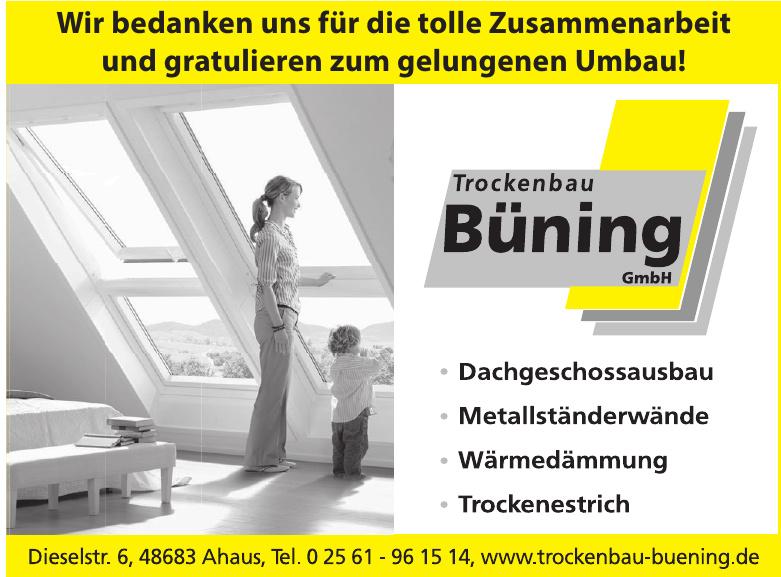 Trockenbau Büning GmbH