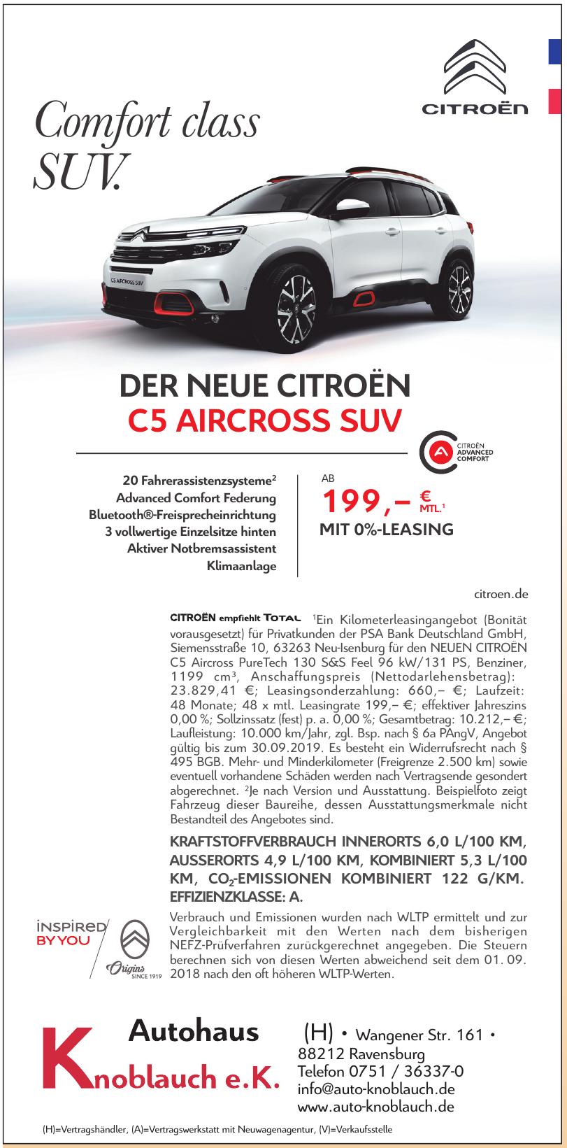Autohaus Knoblauch e.K.