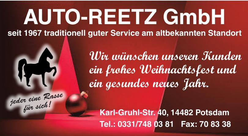 Auto-Reetz GmbH