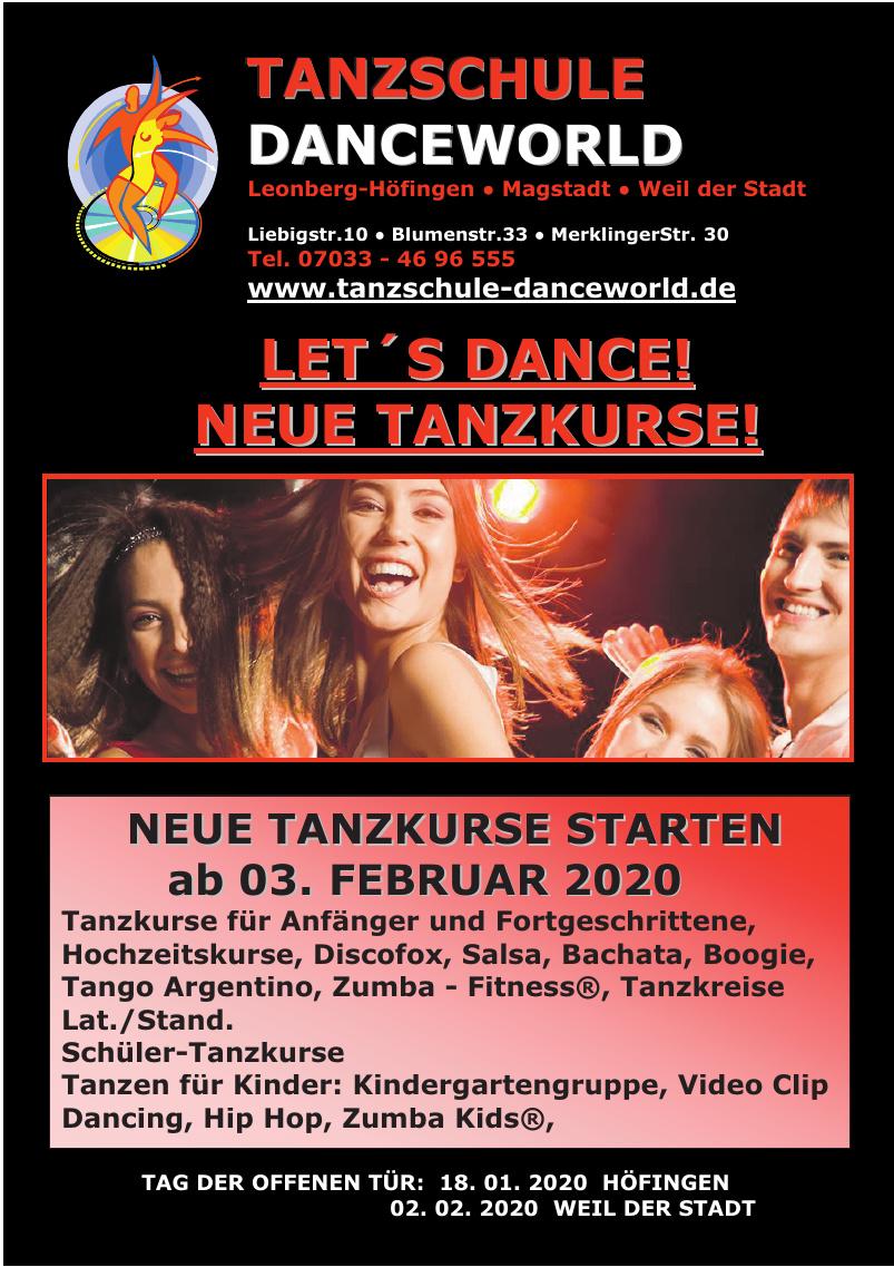 Tanzschule Danceworld