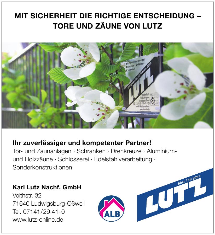 Karl Lutz Nachf. GmbH