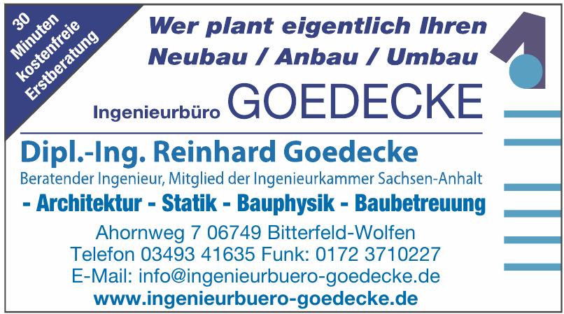 Ingenineurbüro Goedecke