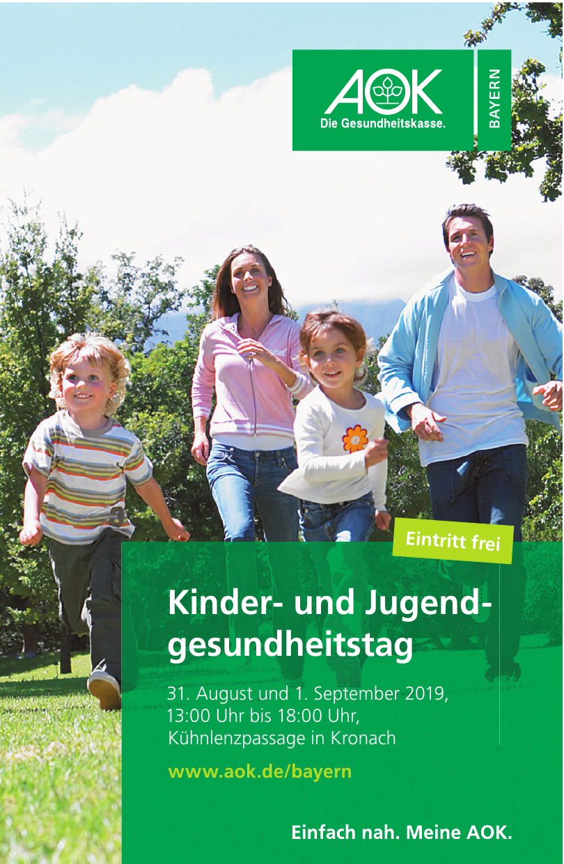 AOK Die Gesundheitskasse Bayern