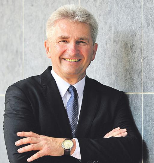 NRW-Wirtschafts- und Energieminister Professor Dr. Andreas Pinkwart. Bild: MWIDE NRW/R. Pfeil