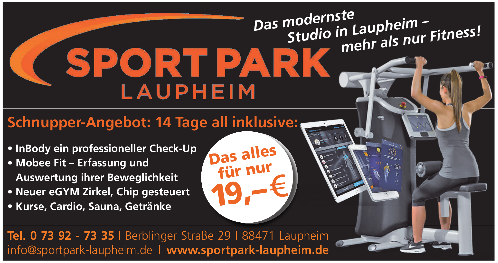 Sportpark Laupheim