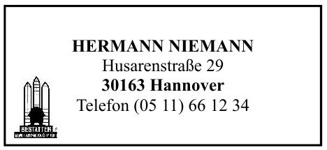 Hermann Niemann