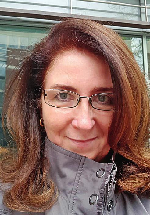 Jutta van der Linde ist Geflügelfachberaterin bei der Landwirtschaftskammer Nordrhein-Westfalen. Fotos: privat