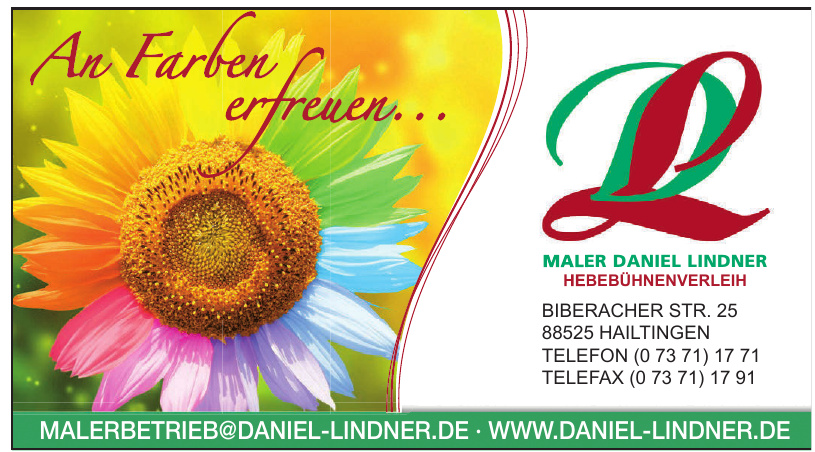 Malerbertrieb Daniel Lindner