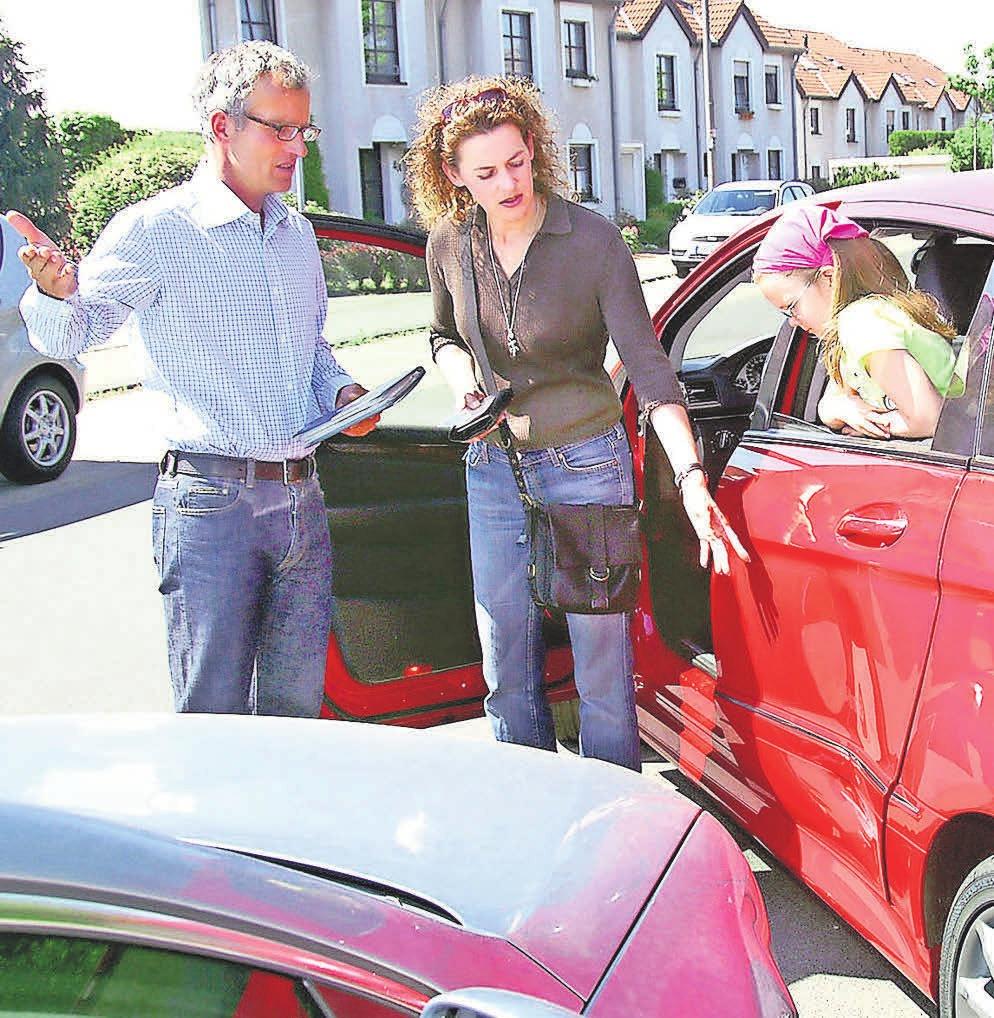 Wegen zu hoher Unfallzahlen müssen Autofahrer in der Region höhere Versicherungsprämien zahlen. Foto: dpp-Autoreporter