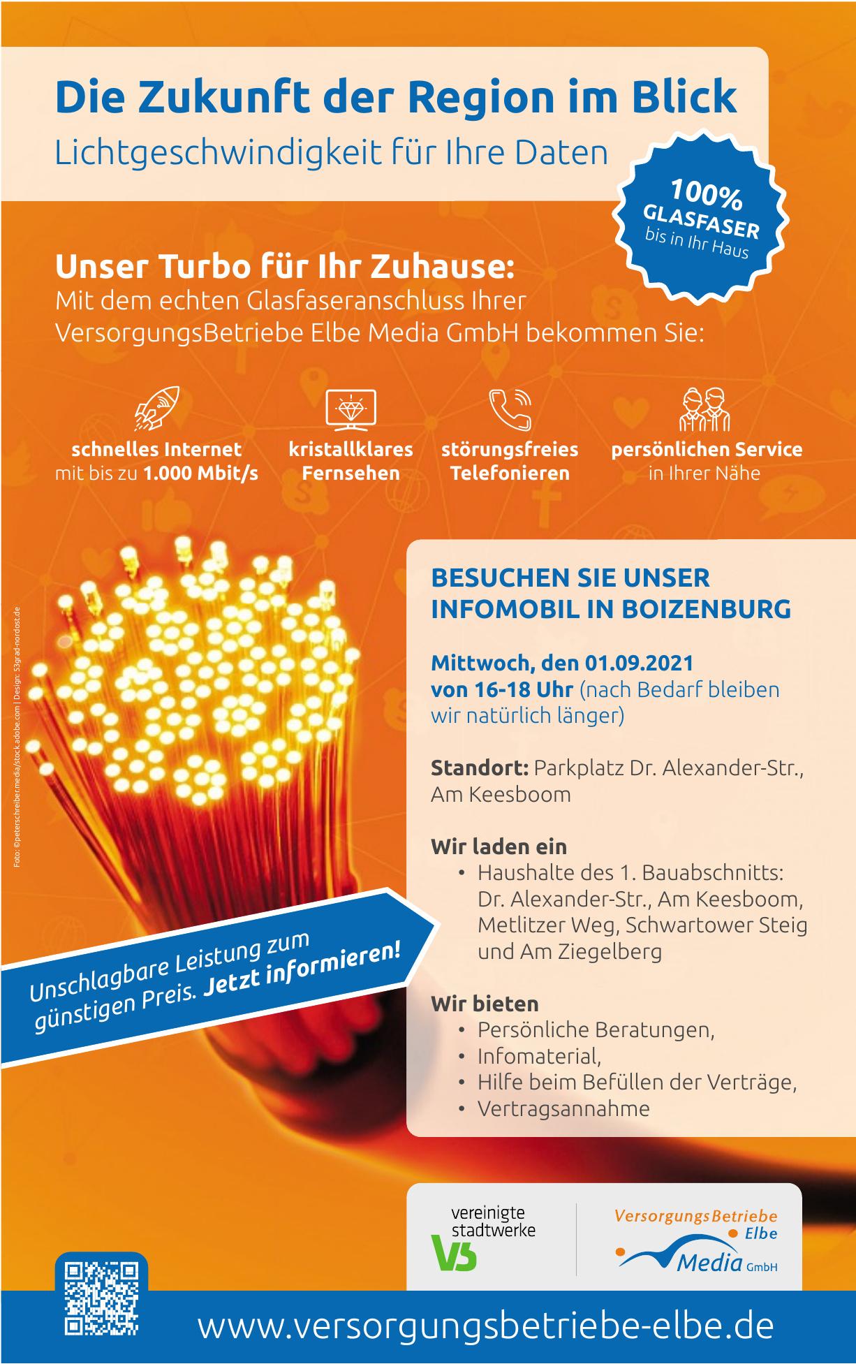 VersorgungsBetriebe Elbe Media GmbH