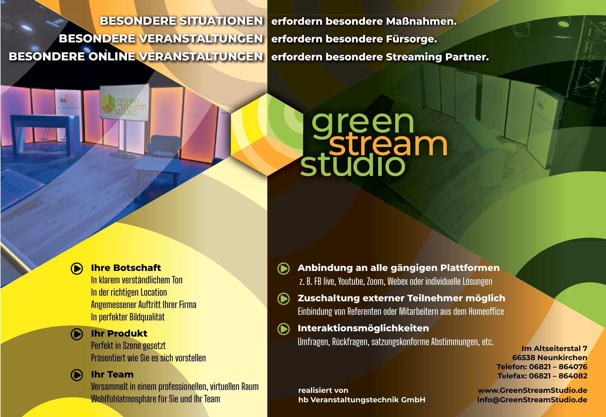 Green Stream Studio