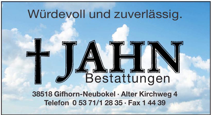 Jahn Bestattungen