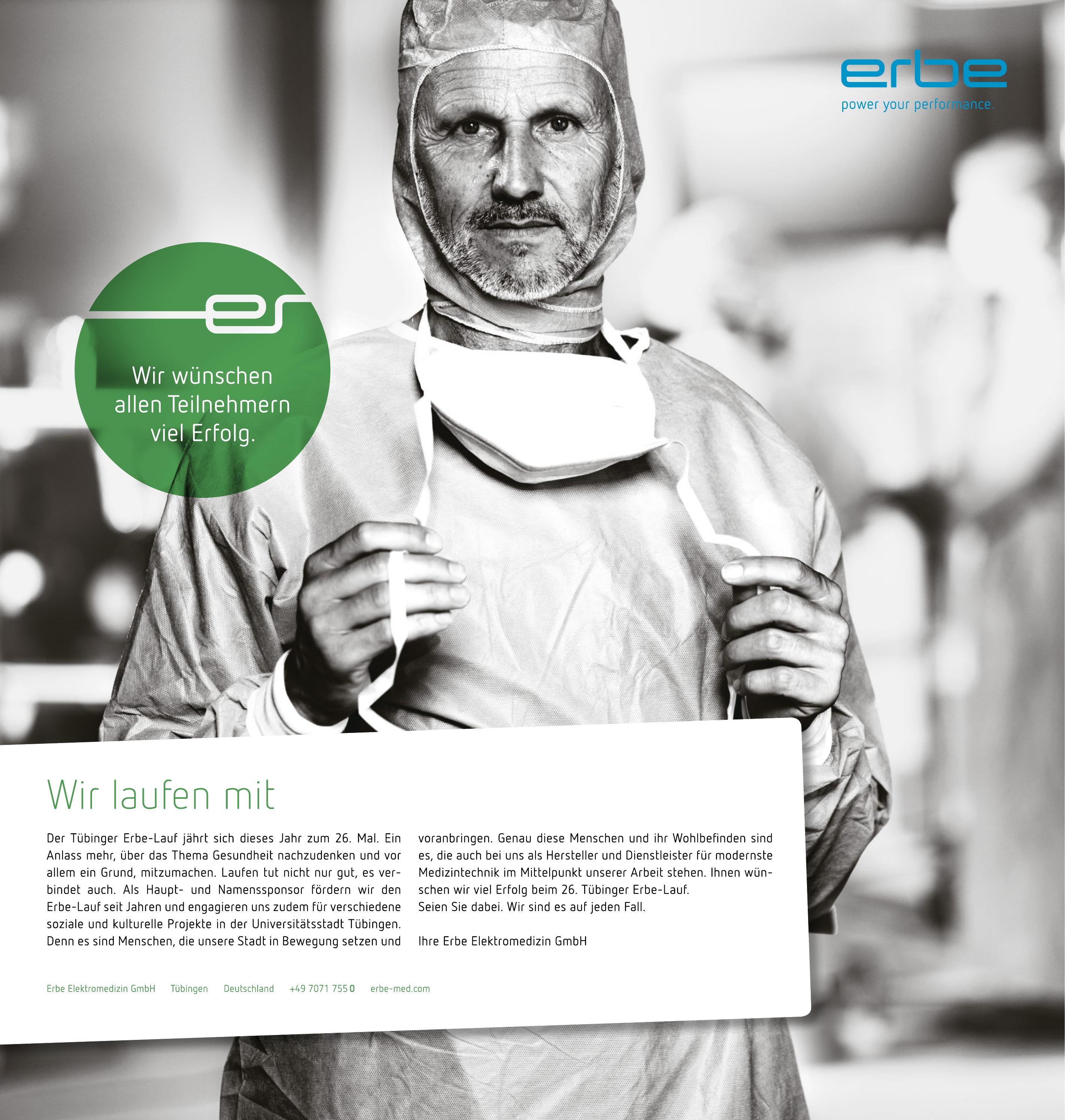 Erbe Elektromedizin GmbH