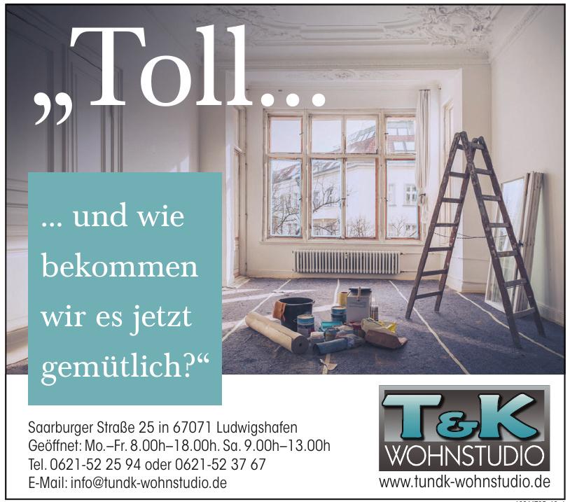 T + K Wohnstudio