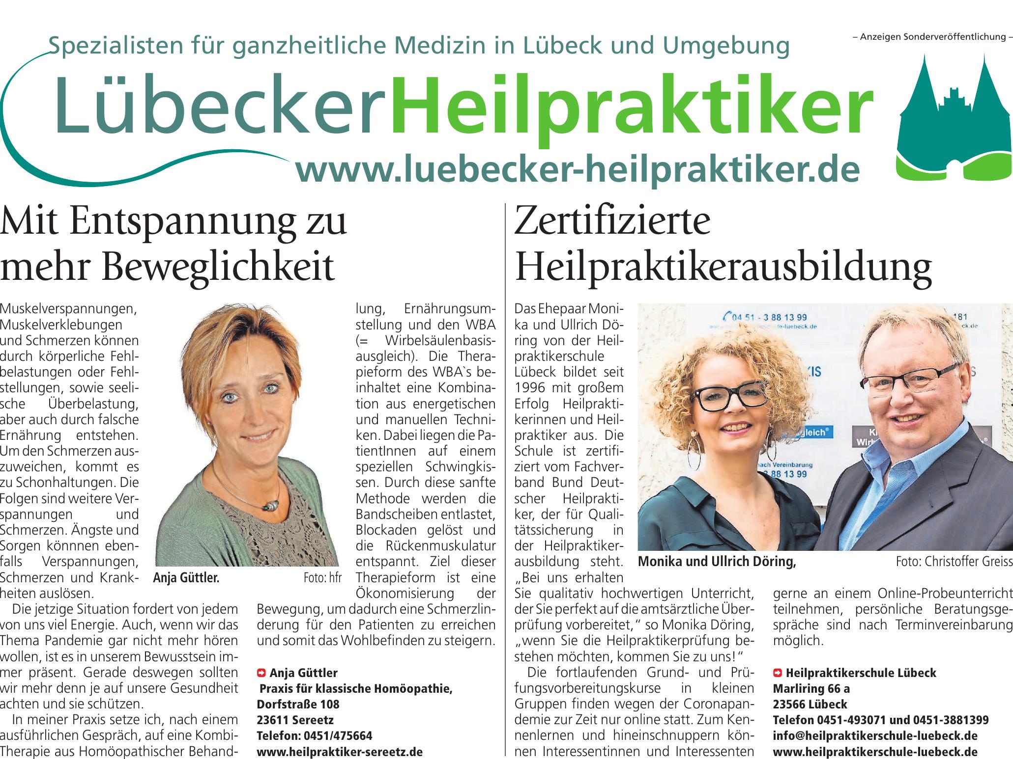 Lübecker Heilpraktiker