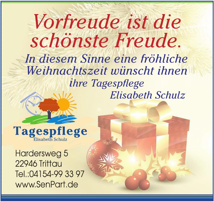 Senioren Partner Elizabeth Schulz