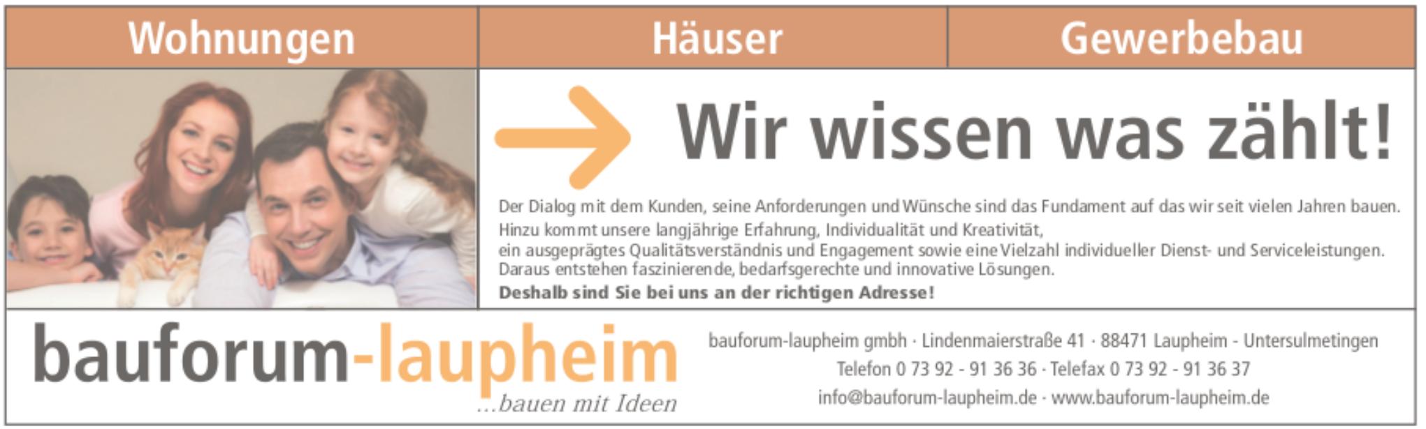 Bauforum-Laupheim GmbH