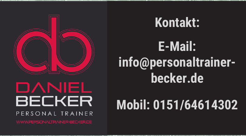 Daniel Becker Personal Trainer