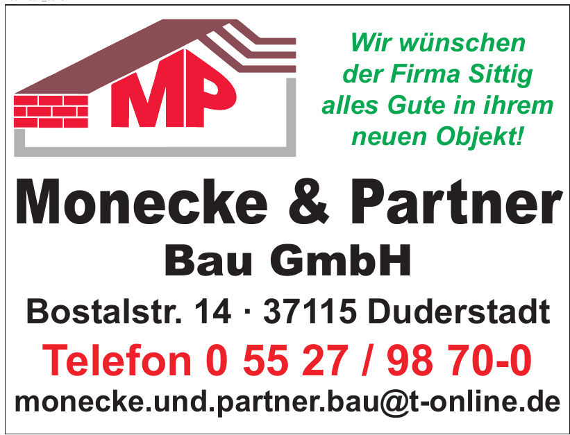 MP Monecke & Partner Bau GmbH
