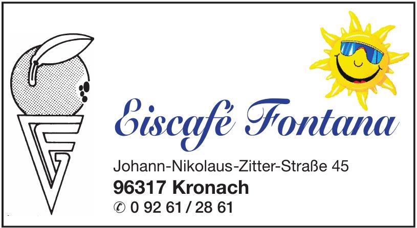Eiscafé Fontana
