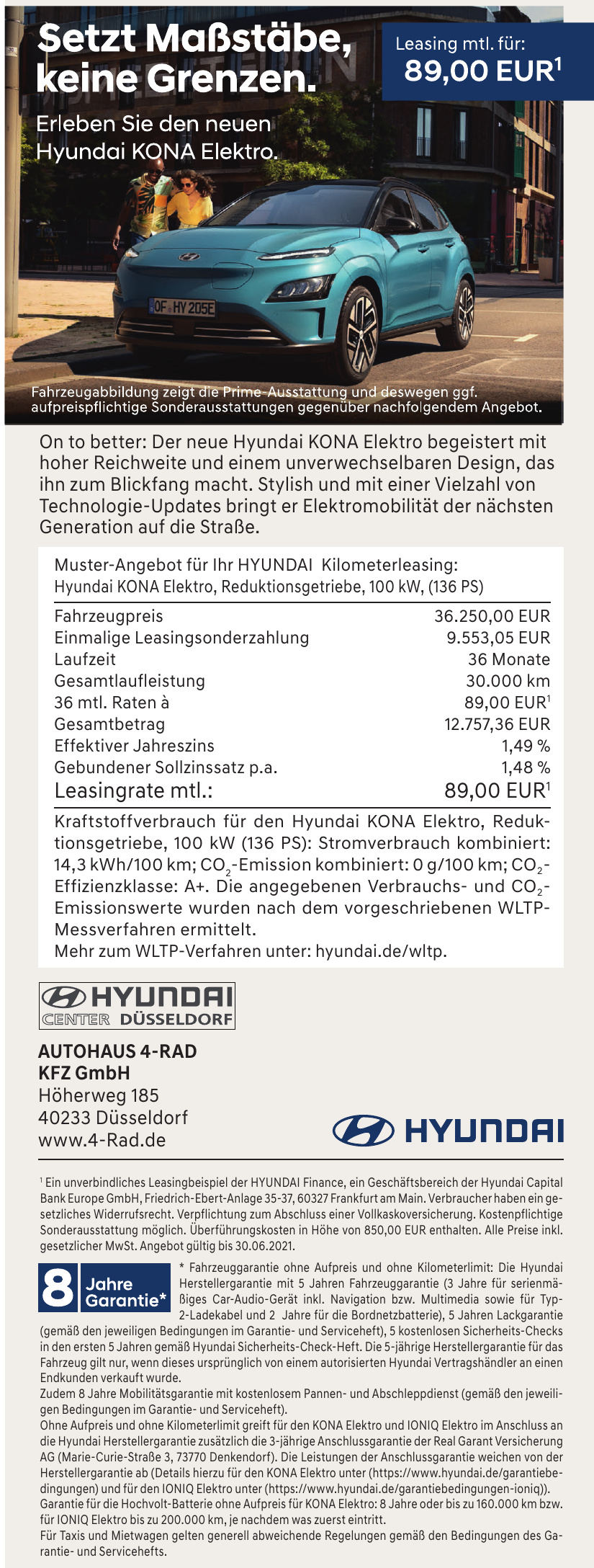 Autohaus 4-Rad Kfz GmbH