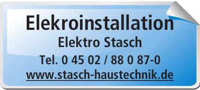 Elekroinstallation Elektro Stasch